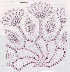 As Receitas de Crochê: Chapéu de crochê