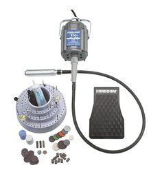 Foredom TX300 Flex Shaft System - $280
