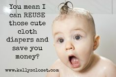 Cloth Diaper Humor