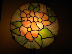 Decorative Lamp - from Delphi Artist Gallery by Celia Federico