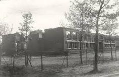 Beschieting Kerkstraat Voorthuizen april 1945, Hervormde School