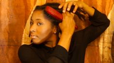 Using a Brush on Locs: Loc Brushing 101 by Jocelyn Reneé This is one of my favorite articles on CurlyNuGrowth.com !!!  Before this I had no clue that it is very beneficial to brush our locs.  There is also a video that goes along with this article on CurlyNuGrowth's YouTube channel, that demonstrates how to properly brush your locs.