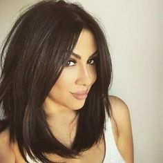 50+ Gorgeous Shoulder Length Haircuts - #medium #hairstyles #fashion