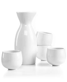 BIA Sake 4 All Carafe & Cups Set