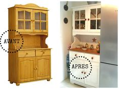 Home Staging, Country Kitchen, China Cabinet, Christmas Diy, Bookcase, Sweet Home, Shelves, Storage, House