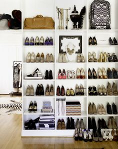 the ultimate shoe storage
