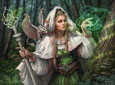 Green Magic by KateMaxpaint on @DeviantArt