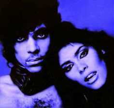 Prince and Vanity early 80's | http://www.thelastdragontribute.com/80s-classics-purple-rain-the-last-dragon-connected/
