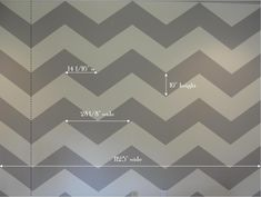 Repetition is common in most successful design and the chevron pattern is the new phenomenon. The dimensions are exact and the contrasting colors draw your eyes up and out. Repetition makes it so your work is unified while at the same time adding visual interest and a sense of comfort through pattern.