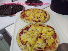 Try everything once, twice if you like it!: Cheese and Chili Pita Triangles