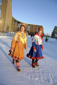 The Sámi form Finland's first nation - thisisFINLAND