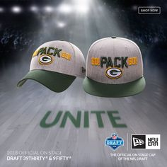 355170763a5aa Get ready for the draft with the New Era 2018 NFL Draft