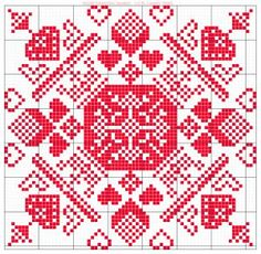 Quaker Cross Stitch Freebies | visit embroiderbee wordpress com