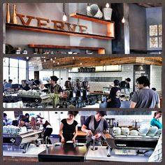 Highlights from #SWRBC: @vervecoffee downtown