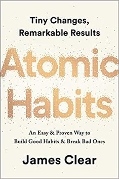 Read James Clear's new book, Atomic Habits: An Easy & Proven Way to Build Good Habits & Break Bad Ones. Published on The instant New York Times bestsellerTiny Changes, Remarkable ResultsNo matter your goals, Atomic Habits offers a proven framework for. New York Times, Free Books, Good Books, Books To Read, Believe, Atom Dc, Reading Lists, Book Lists, Reading Notes
