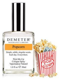 Fragrance of the Day for June 6, 2013 is Popcorn. Today is Drive-In Movie Day. Click 'like' if you miss going to the the drive-in as much as we do.  Our Popcorn is 50% off with code 4898953.