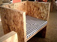 osb furniture - Cerca con Google Kitchen, Diy, Furniture, Home, Garden, Google, Cooking, Garten, Bricolage