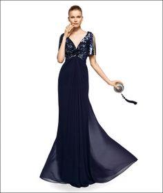 Vestido de fiesta modelo Zugar - Colección Madrina - Pronovias 2013 - Pronovias | Moda boda | Organizar boda | La Boda del Año