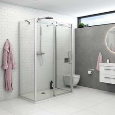 Groots douchen met een XXL-doucheoplossing - Voorlichtingsburo Wonen