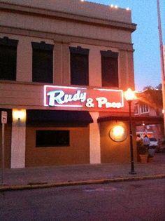 Rudy & Paco... Definitely a top 3 favorite restaurant