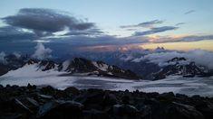 Mount ELBRUS, Summer