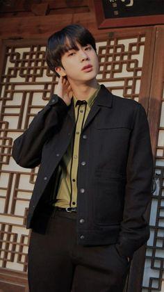 Bts Jin, Foto Jungkook, Foto Bts, Bts Taehyung, Seokjin, Bts Playlist, Worldwide Handsome, Bts Lockscreen, Namjin