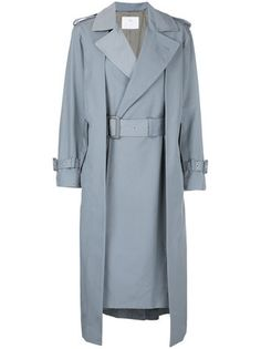 Toga Pulla boxy trench coat