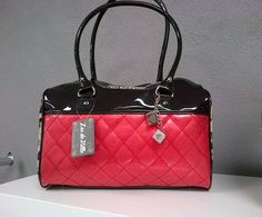Atomic Tote Black and Red Sparkle Sparkle, My Love, Red, Bags, Accessories, Collection, Women, Clothes, Fashion