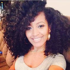 125 best Long Natural Hairstyles images on Pinterest | Hair down ...