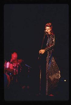 Mick Ronson, Bowie Starman, The Thin White Duke, Radio City Music Hall, Music Icon, David Jones, David Bowie, Nyc, Concert