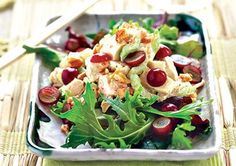 Low-Cal Salads Satisfy your taste buds with 25 easy recipes