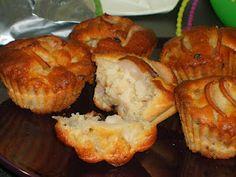 Muffin con la pera!