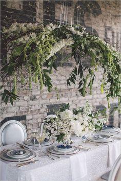 lamb & blonde: Wedding Wednesday | Gorgeous Greenery