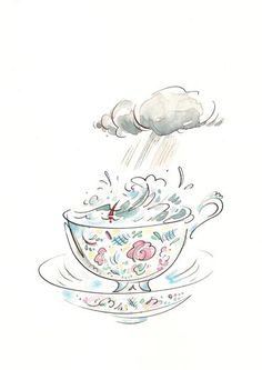 Storm in a Teacup by Julia Whatley