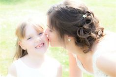 Bride and bridesmaid from Sean Tobin Photography