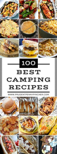 Try one of these delicious campfire recipes on your next camping trip.  From hearty foil dinners to classic s'mores, there are camping recipes for both adults and kids. This ULTIMATE roundup of campfire recipes includes breakfast, lunch, dinner, dessert and snack ideas! Breakfast Camping Recipes Campfire French Toast from This Lil Piglet Camping Breakfast Scrambler from My Organized Chaos Egg Bake Breakfast …