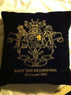 Aandenken show Erny van Reijmersdal