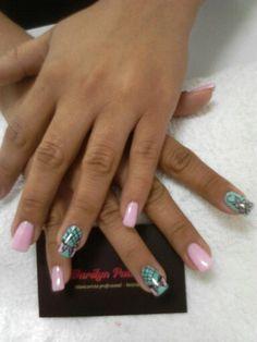 Nails en gel...