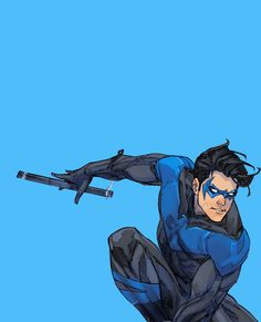 Dick Grayson!, dickgraysonn: titans #12