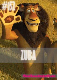 ZUBA, voiced by Bernie Mac. Madagascar Escape 2 Africa, Bernie Mac, Comedians, Scooby Doo, Film, Disney, Movie, Film Stock, Cinema