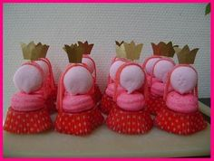 Bekijk de foto van wendy6 met als titel super leuke prinsessen traktatie en andere inspirerende plaatjes op Welke.nl.