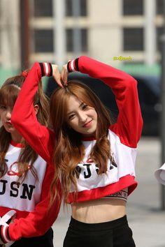 WJSN - Eunseo #은서 (Son Juyeon #손주연) at Music Core mini fanmeeting 160319 음악중심 미니팬미팅 우주소녀