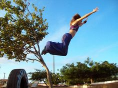 What Parkour Means to Me as a Woman | Rising Traceuse