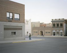 THE CONSEQUENCES OF LIVING IN AN AMERICAN GHOST TOWN #fineart #photography More at http://joshcampbellphoto.com/blog/ Source: http://fotografiamagazine.com/truth-and-consequences-thomas-chene/