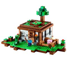 LEGO.com Minecraft Home - Products