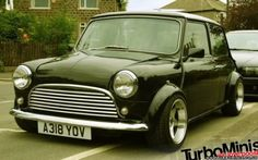 Page 68 of 239 - Mini Stance - posted in Styling: mine i just got new deep dish wheels and arches ill post pic when finish it will be nice and loww! Mini Cooper S, Mini Cooper Classic, Classic Mini, Classic Cars, Fancy Cars, Retro Cars, Cool Cars, Defender Car, Mini Morris