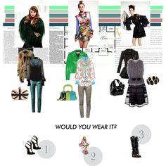 Would You Wear it? by momentarily on Polyvore