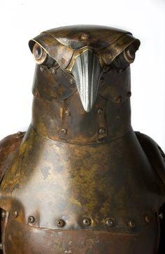 EDOUARD MARTINET creates beautiful animal sculptures from scrap metal