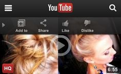 How to do a: Top knot messy bun - this an amazing video! Use only ONE pony tail!!!