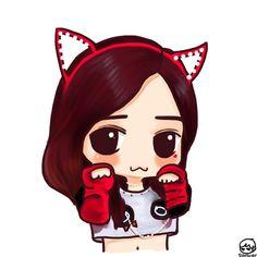 【Tiffany】kitty hwang~ miao~